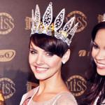 Vítězkou České Miss 2013 je Gabriela Kratochvílová!