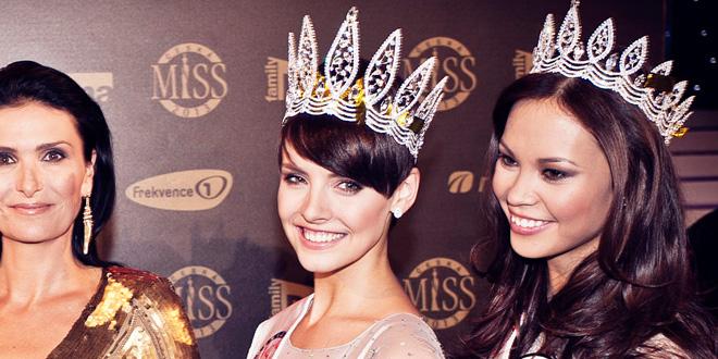 Česká Miss 2013 – vítězka Gabriela Kratochvílová