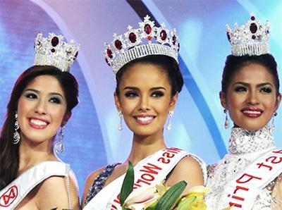 Nejkrásnější žena světa je z Filipín.