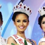 Nejkrásnější žena světa je z Filipín! Vítězkou Miss World 2013 je Megan Young.