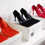 Ploutve na podpatku! Extrémní obuv pro ženy.
