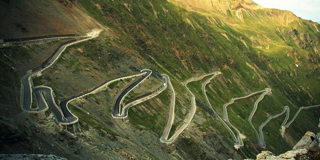 Nejdivnejsi cesty a silnice na svete