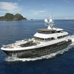 CaryAli od Alloy Yachts – s ní proplouvají milovníci luxusu