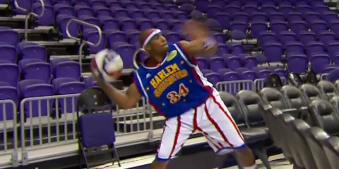 Basketbalista – rekord