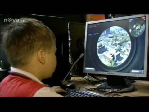 ZABIL KAMARÁDA: TV NOVA varuje před vznikem závislosti na brutálních počítačových hrách!