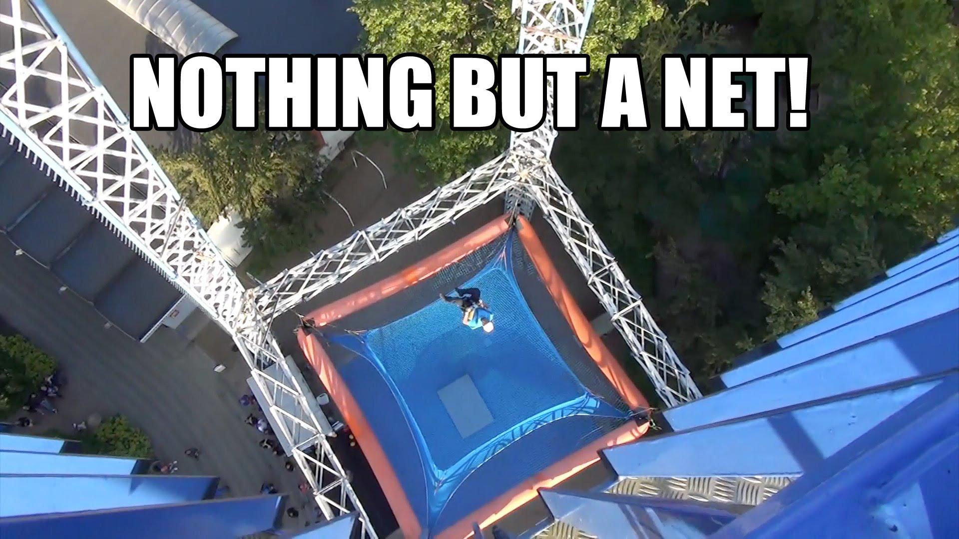 Adrenalinová zábava pro ty nejodvážnější!