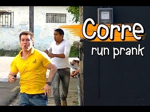 HRA O ŽIVOT: Utíkej, jsou za mnou!