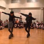 Wow! Tyhle 2 japonské dívky posunuly voguing na vyšší level!