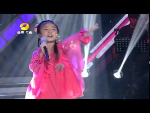 Neuvěřitelné – pětiletá holčička zpívá jak anděl