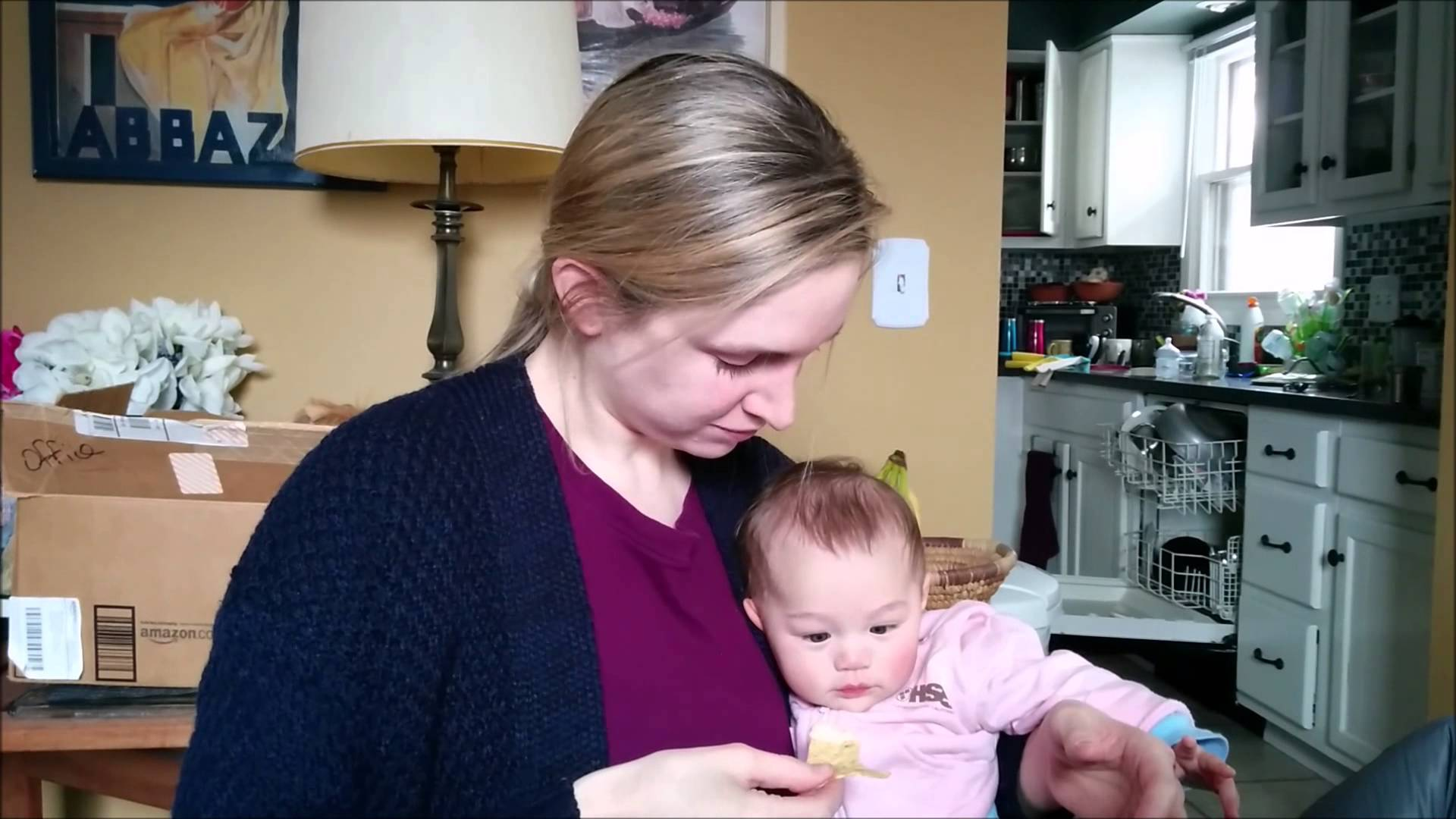 Co rozesměje čtyřměsíční mimčo? A rozesměje to i vás?