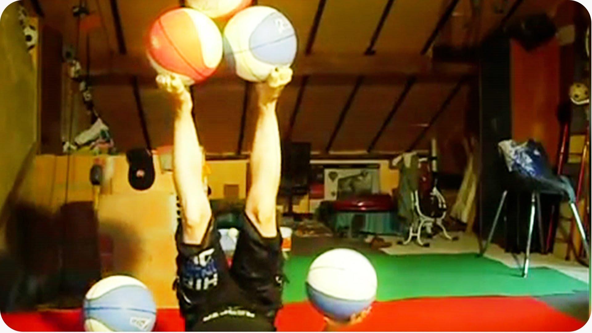Královna žonglování