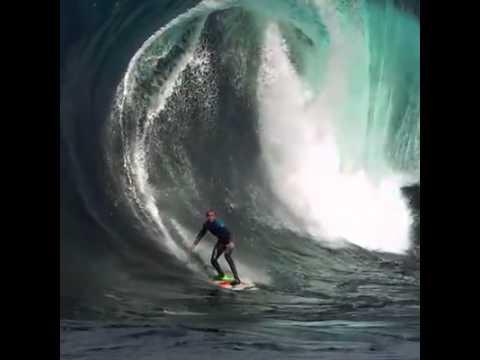 Být na správné vlně – extrémní surfing