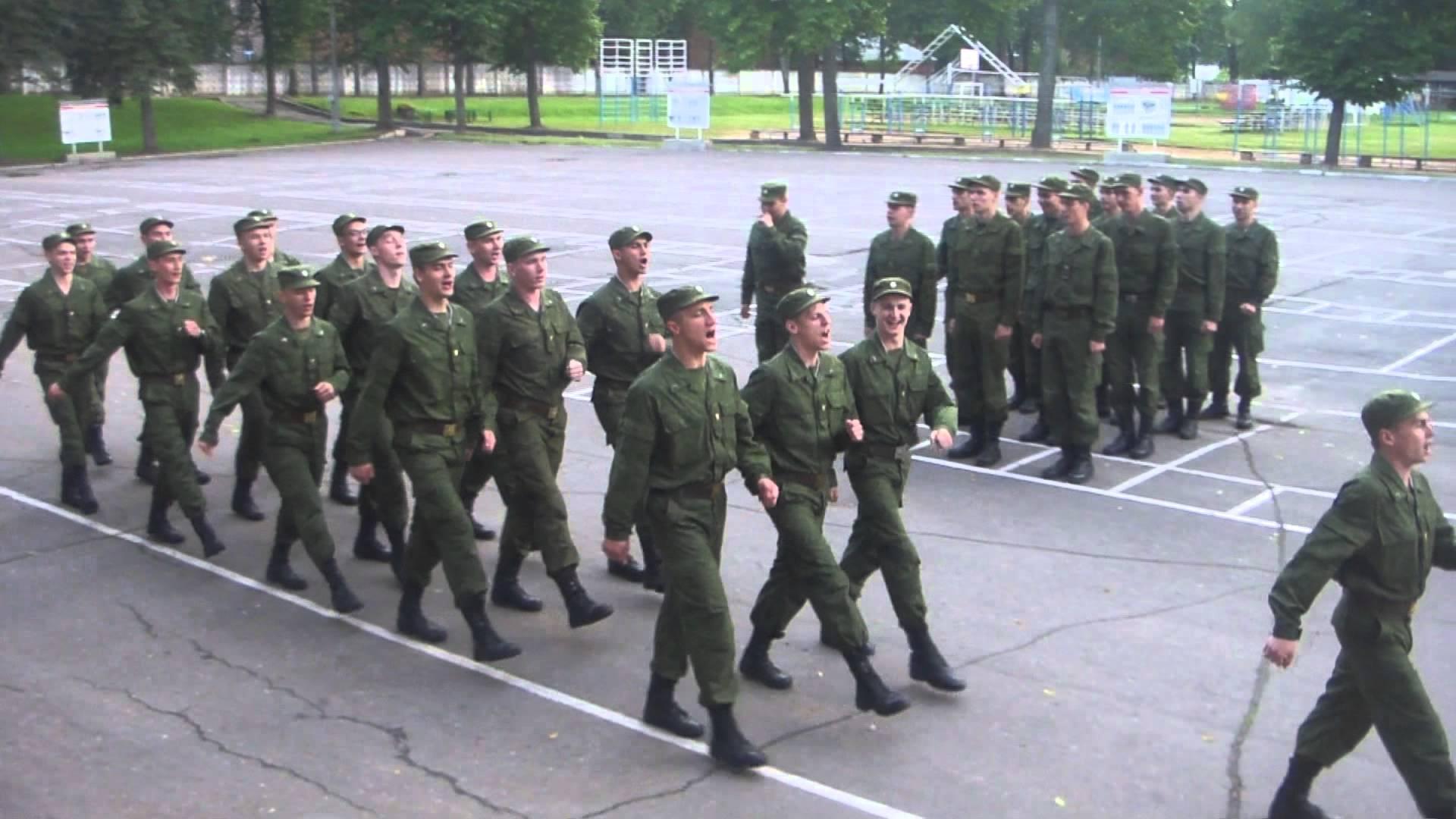 Jakou pochodovou píseň si prozpěvuje ruská armáda?