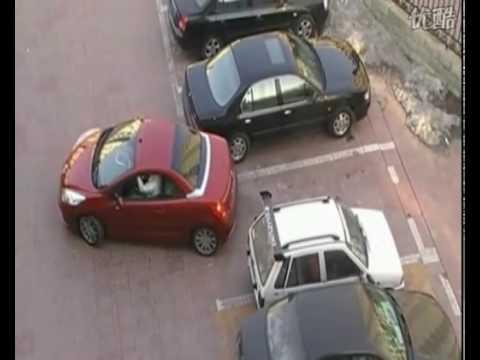 Když ženě ukradnete parkovací místo