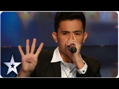 Ohromující, neuvěřitelný a skvělý beatbox!