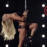Pole Dance = tanec + gymnatstika + akrobacie + erotika