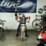 Jediná, zaručeně bezpečná jízda na motorce