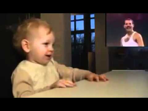 Nejmladší fanoušek  Freddieho Mercuryho