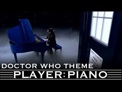 Příjemný poslech nejen pro milovníky Pána času (Doctor Who)