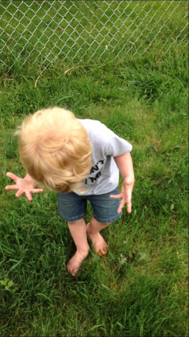 Ta osudová chvíle, kdy si dítě poprvé uvědomí, že život je občas na hov**!