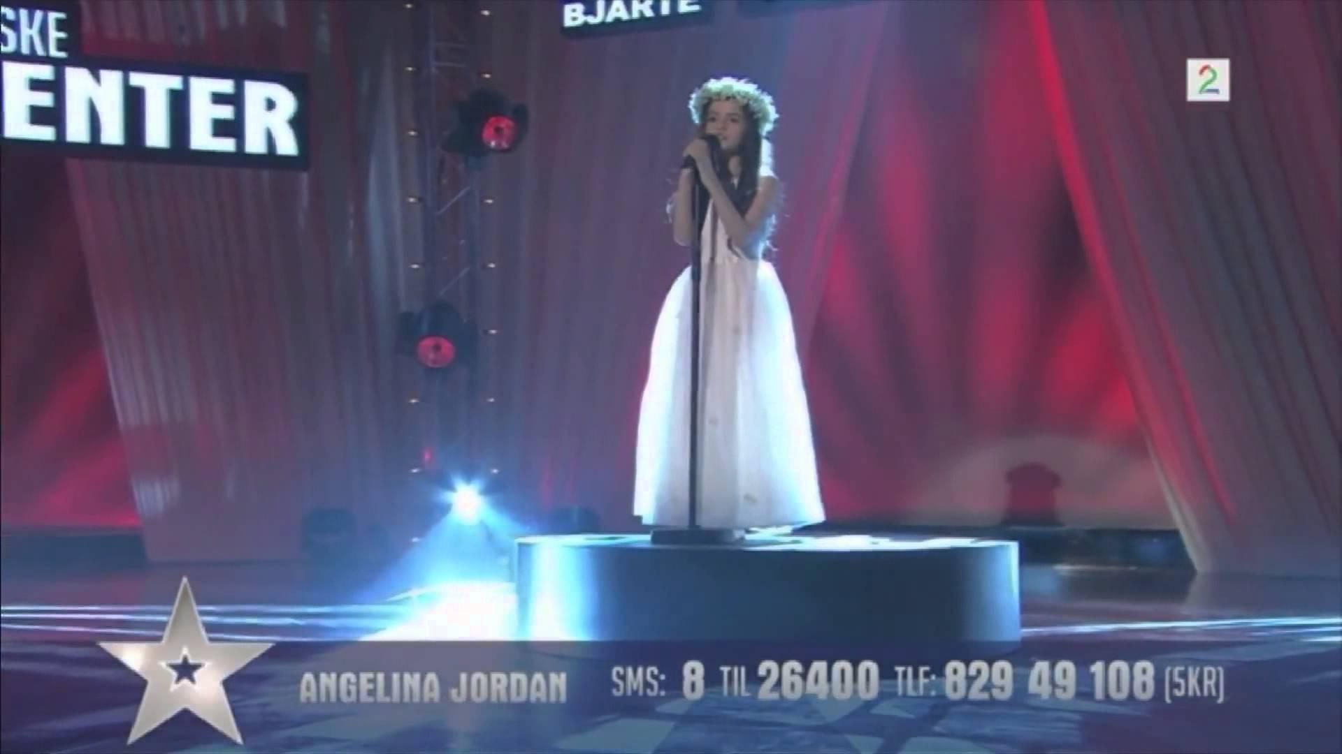 Talent nezná věk – Uhrančivý zpěv mladé dívky