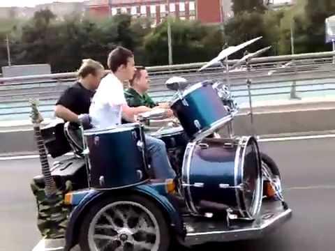 Kapela na cestách – To je jízda!