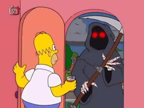 Jak se postavit smrti? Simpsonovi poradí!