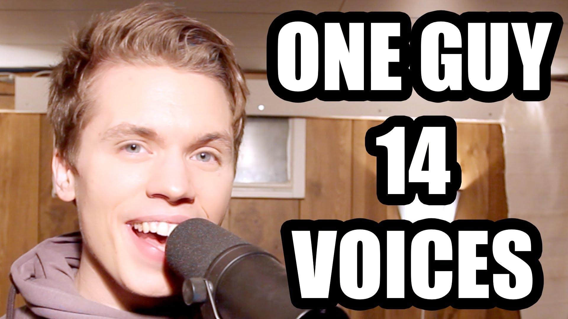 Jeden kluk, 14 hlasů!
