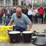 Nejlepší bubeník na světě?