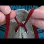 Nejrychlejší zavázání tkaniček