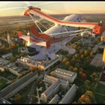 Hotelicopter: První létající hotel