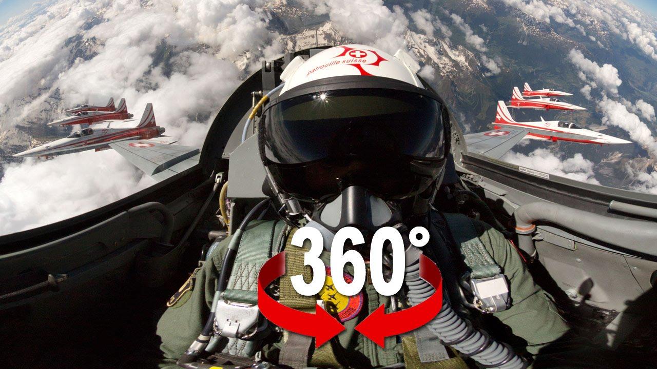 Stát se pilotem stíhačky nebylo nikdy jednodušší!
