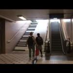 Úžasná vychytávka, jak přimět lidi chodit po schodech