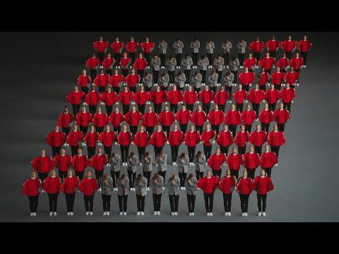 Zábavná reklama s úžasnou choreografií, která se nacvičovala 6 týdnů