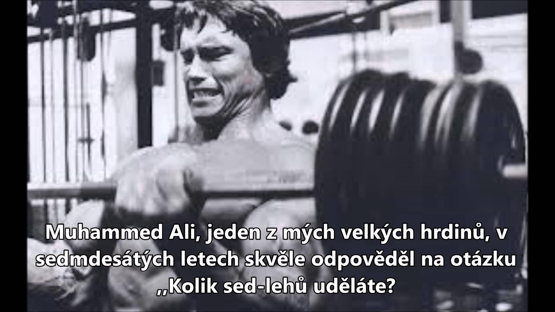 Chcete být nejlepší? Arnold Schwarzenegger odhaluje 6 tajemství úspěchu