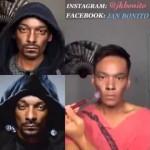 Snoop Dogg? MISTR makeupu zvládne být věrohodnou kopií celebrit!