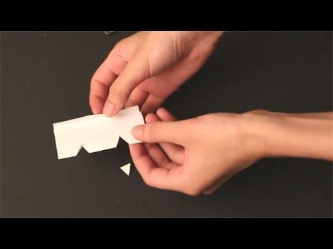 Úžasné triky s papírem: Zábava nejen ve škole a práci, ale i hřeb večírků