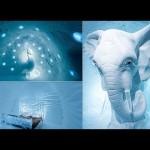 Čím letos překvapil ledový hotel?