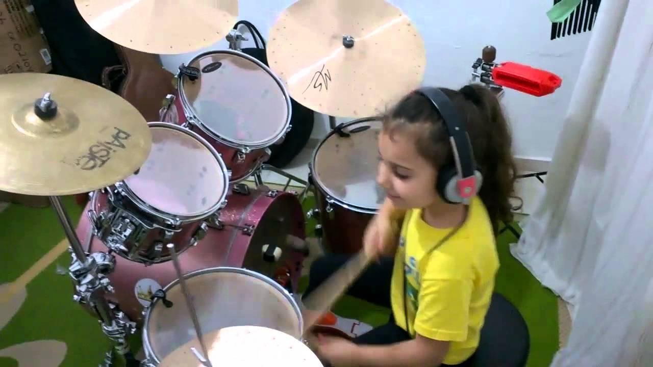 Pětiletá bubenice – neuvěřitelné!