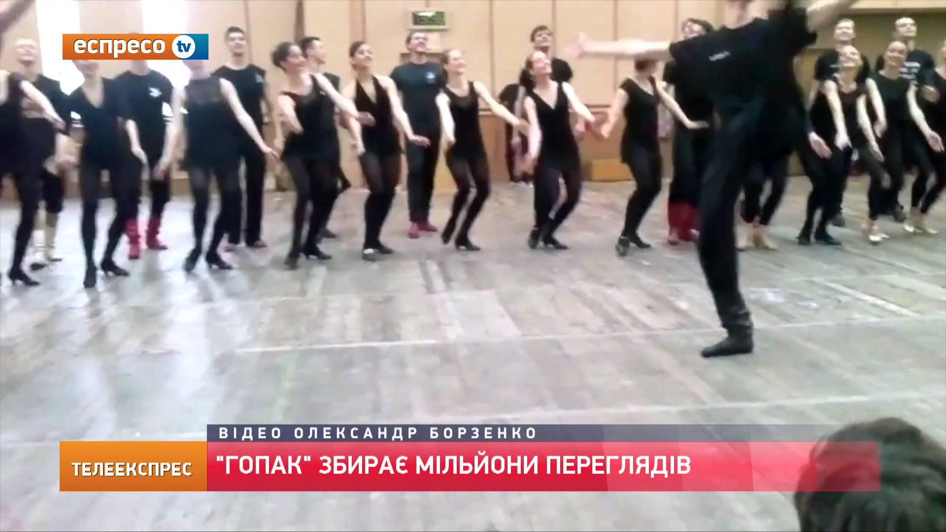 Fenomenální ukrajinský tanec