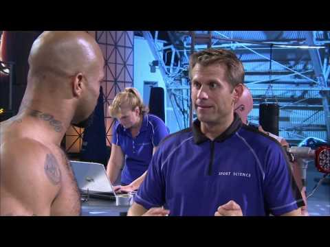 Neuvěřitelné video, ve kterém MMA bojovník překoná hranice svých možností!