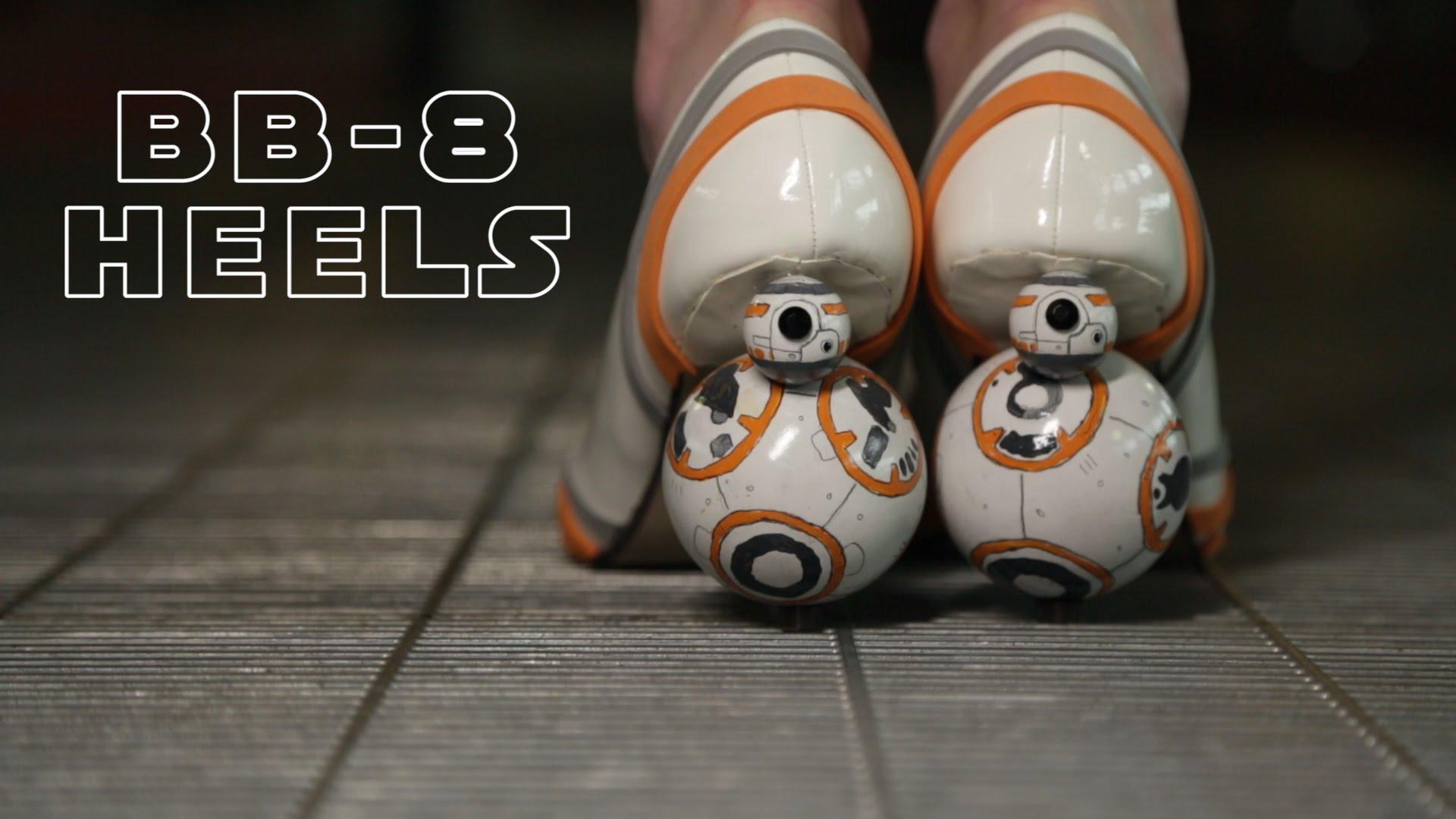 Boty, které mají koule!
