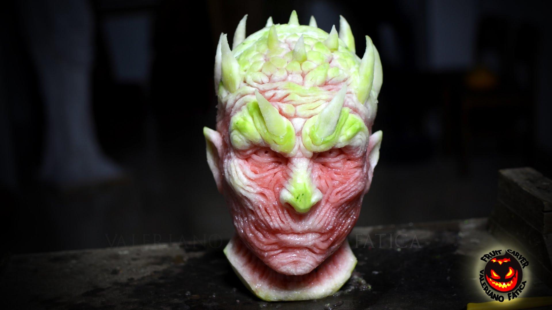Nebudete věřit, v co se přeměnil tento meloun!