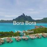 Seznamte se s perlou Pacifiku Bora-Bora díky dronu