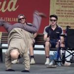 Tenhle dědek je nejlepší tanečník na světě