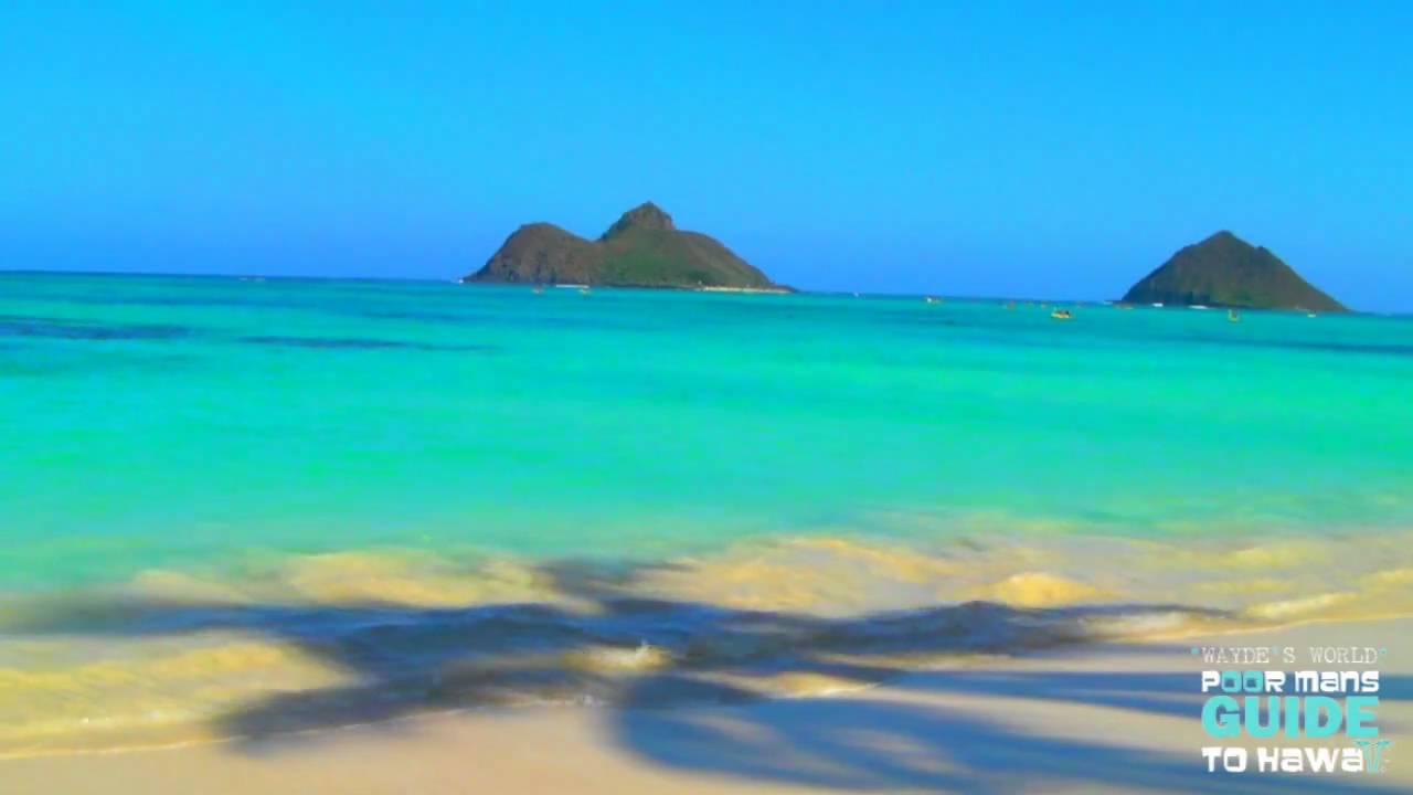 To je Havaj!
