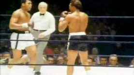 Muhammad Ali – boxer, který tančí v ringu!