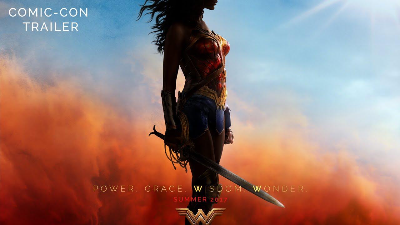 Wonder Woman nažhaví nejen muže, ale i ženy!