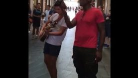 Slavný zpěvák Seal našel na ulici nový talent!