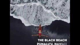 Nejneobvyklejší pláže na světě: je libo černou, růžovou, nebo třeba tajnou?